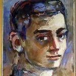 Maurice Golubov - Self Portrait 1934