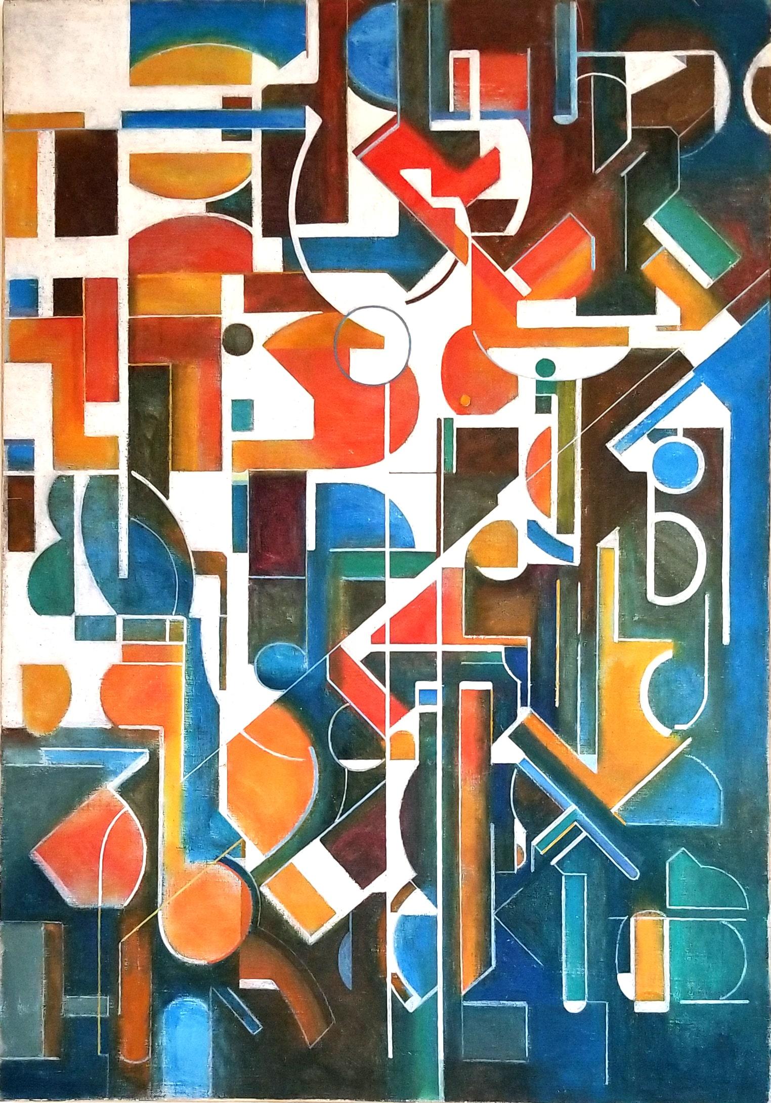 Maurice Golubov - Night and Day II